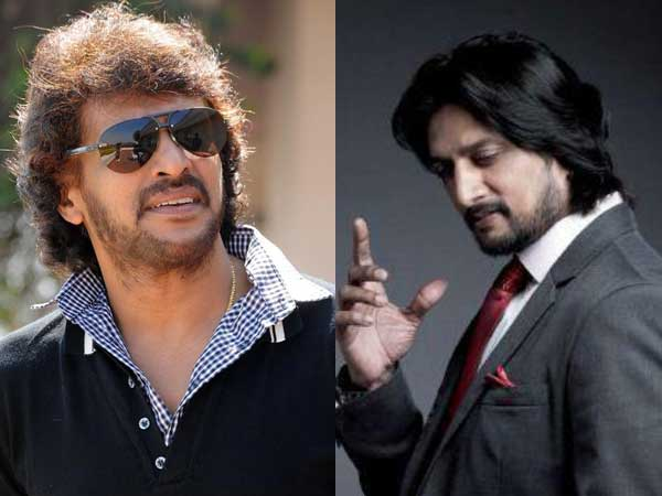 Actor Upendra and Sudeep Tie-up for 'Oh My God'