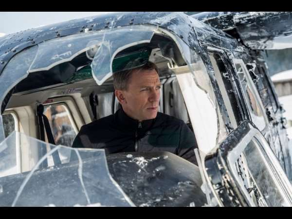 Spectre Movie Review - Times of India