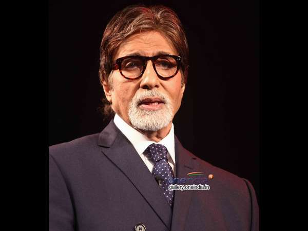 'I am surviving only on 25 percent of my liver today: Amitabh Bachchan