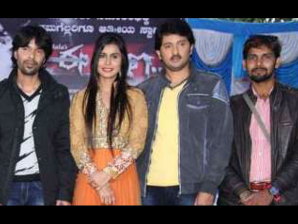 'Rangoli' Actor Sumanth returns back to kannada 'Ee Kshana'