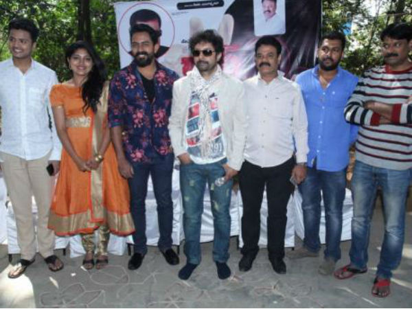 Director Hemanth Hegde's Mattomme Ssh Title Changed to 'Sa'
