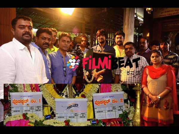Sudeep's Kannada movie 'Hebbuli' to kick start for shooting