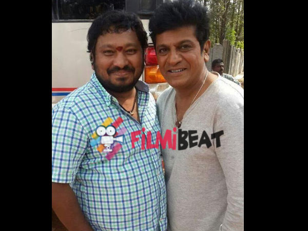 Kannada actor Shivarajakumar plays a dual role in Badshah