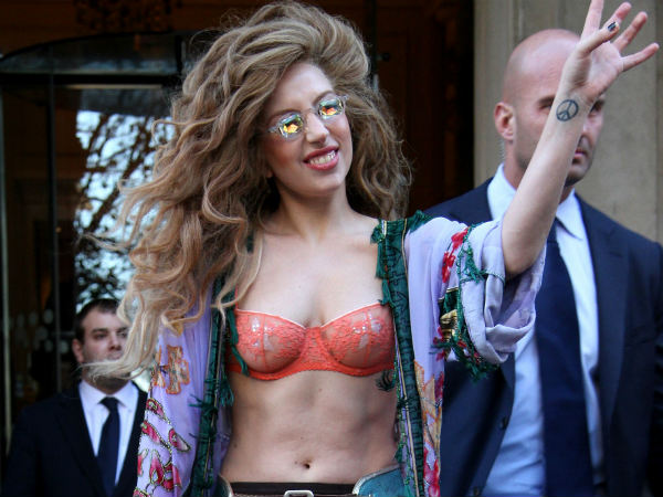 Lady Gaga opens up about being Raped at 19