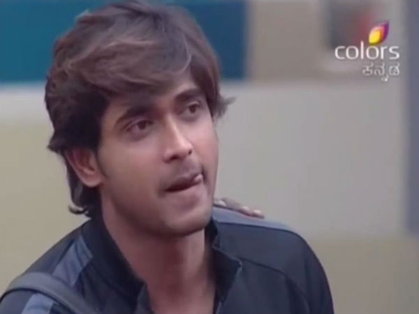 Bigg Boss Kannada 3 - Sudeep's shocking news - Chandan becomes emotional