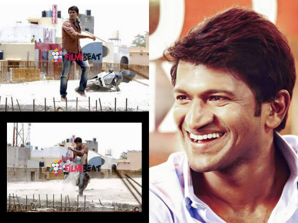 Puneeth Rajkumar starrer 'Chakravyuha' distribution rights for BKT area sold for Rs.5.4 Crore