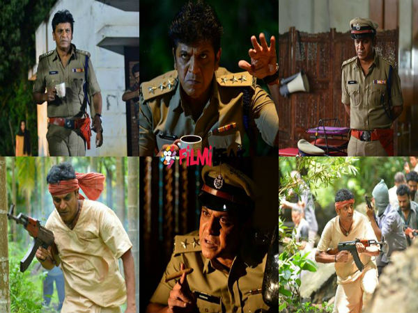 RGV's 'Killing Veerappan' special show for police department