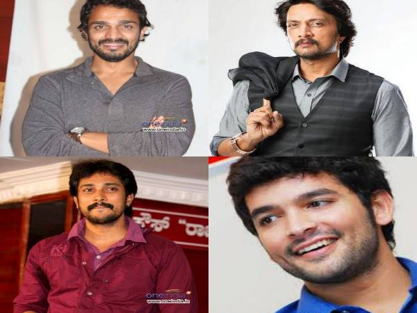 Actor Vijay Raghavendra replaced by Chiranjeevi Sarja in 'Chowka'