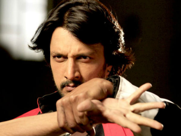 Actor kichcha Sudeep helped to Graphics designer Ravi family