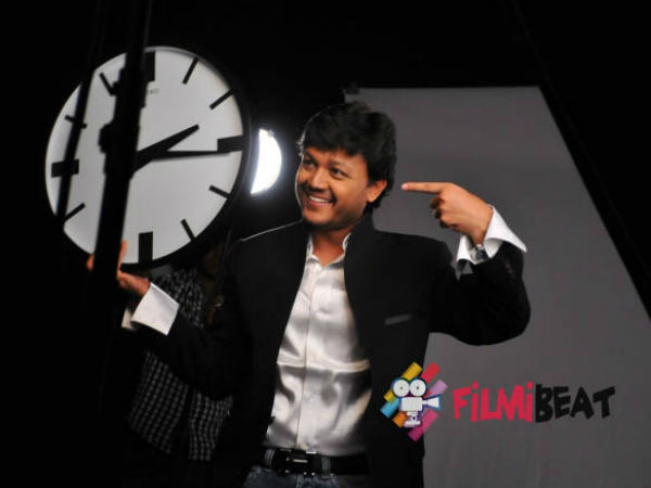 Kannada Actor Ganesh returns to TV with Super Minute