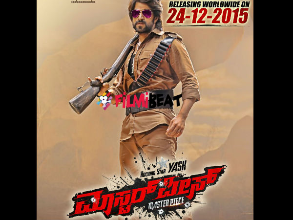 Yash's Masterpiece Completes 25 Days At 250 Centres