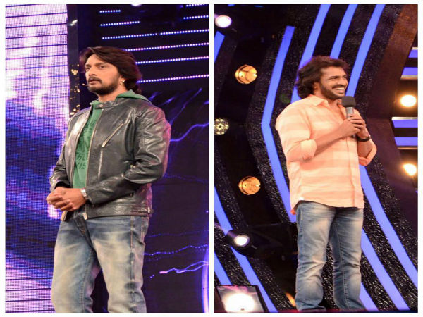 Kiccha Sudeep demands Upendra to direct more movies