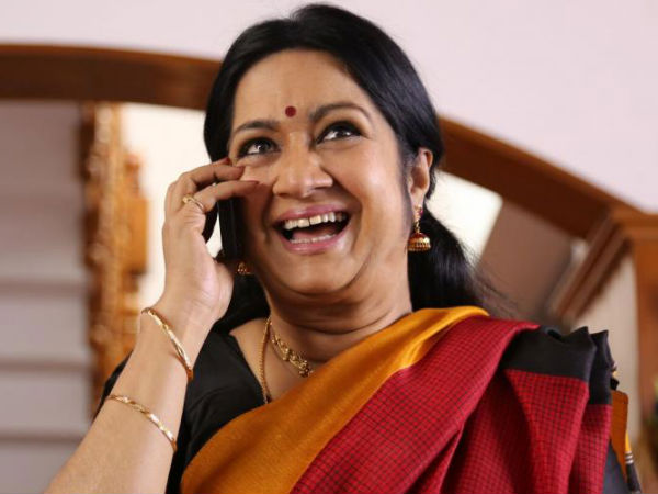 Versatile Actress Kalpana Passes Away