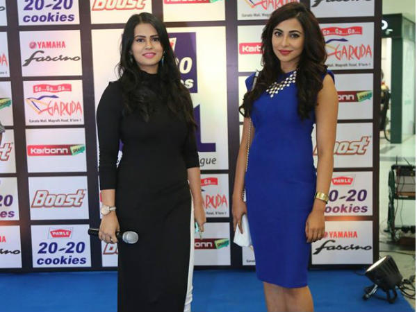 Actress Sharmila Mandre and Actress Parwathy Nair ambassador of CCL