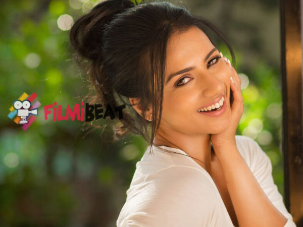 Kannada Actress Sruthi Hariharan to make her small screen debut