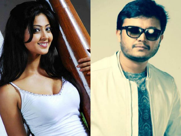 Aindrita Ray To Romance Ganesh In Mungaru Male 2