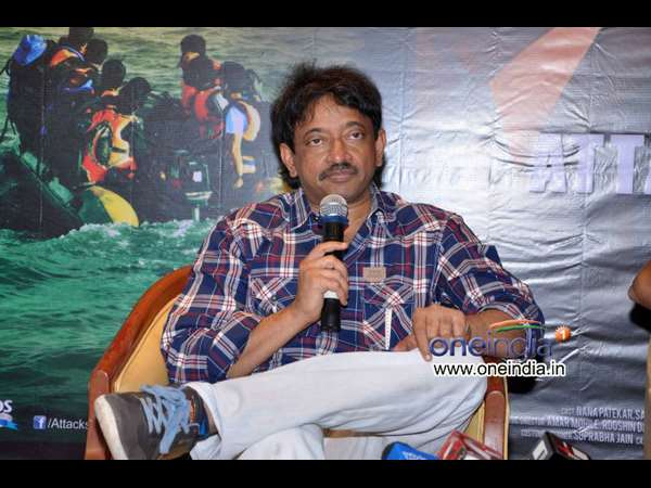 Director RGV to bid adieu to Telugu film with 'Vangaveeti'