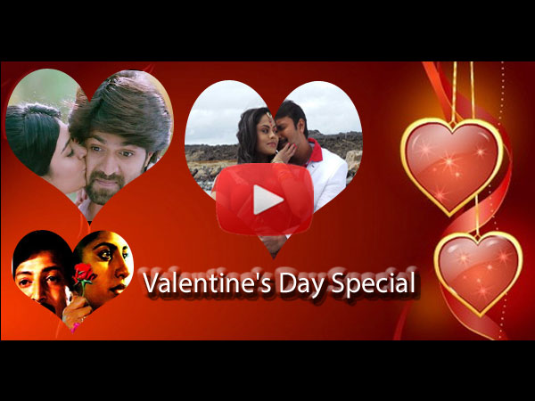 Watch Video: Valentine's Day Special-Love proposing Movie Scenes