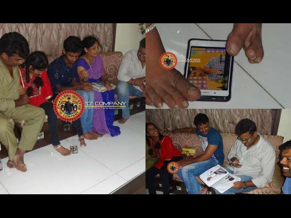 Birthday Special: Actor Darshan meets his Special fan