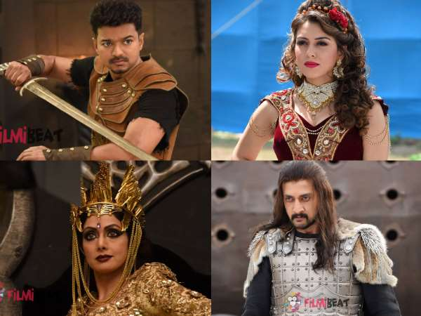 Director-Actor S Narayan Unhappy with 'Puli' producers