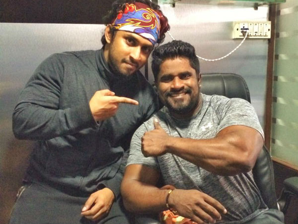 Actor Yash's Selfie Pic with Jaggesh goes Viral
