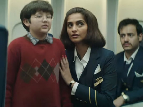 Sonam Kapoor's 'Neerja' First Day Opening Box Office Collection