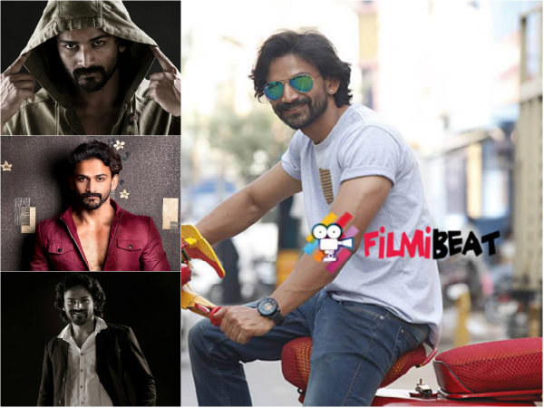 'My Inspiration comes from common man & nature' Says Actor Dhananjay