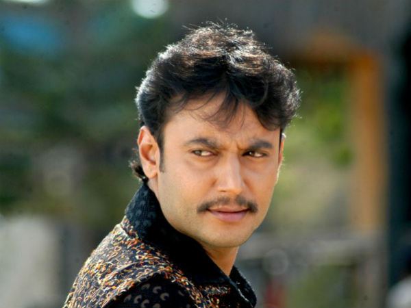 Kannada Actor Darshan Rushes to Mysuru meet his Mother