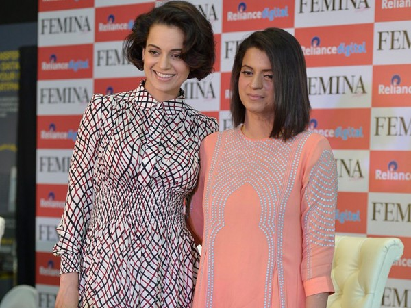 Kangana Ranaut's surprising revelation about her life and sister