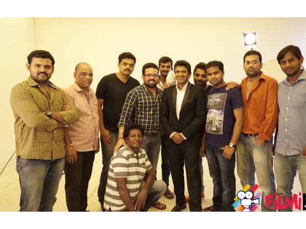 Kannada Actor Puneeth's 'Rajakumara' To Portray Two Different Stories