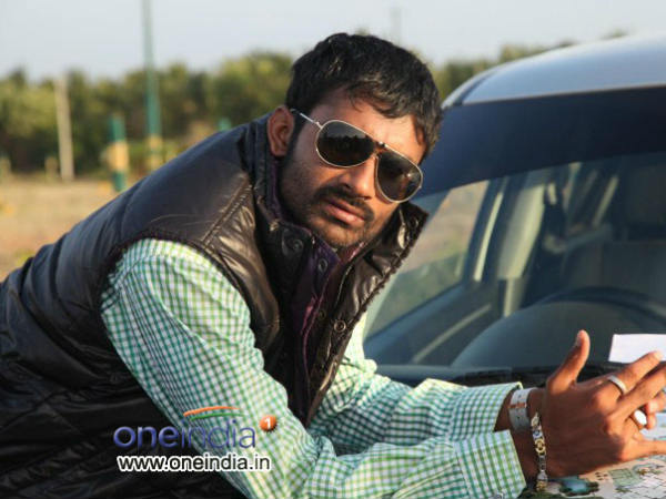 Actor Yogesh starrer 'Kalabhairava' all set to releases on March 25