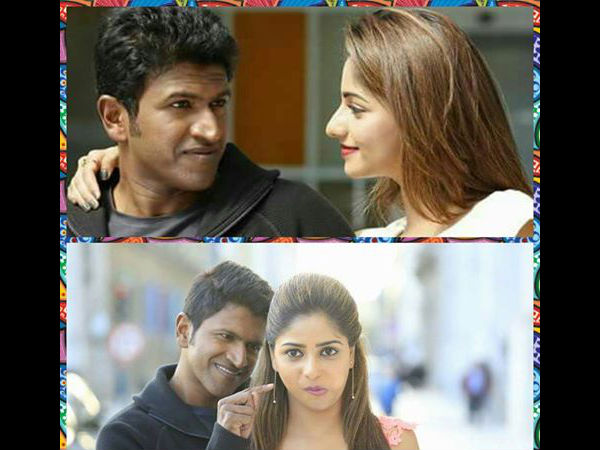 Puneeth's 'Chakravyuha' first day box office collection