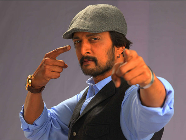 Actor Sudeep Bangalore Times 'Most Desirable Men' 2015