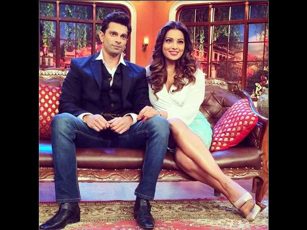 Bipasha Basu and Karan Singh Grover send their wedding invitations