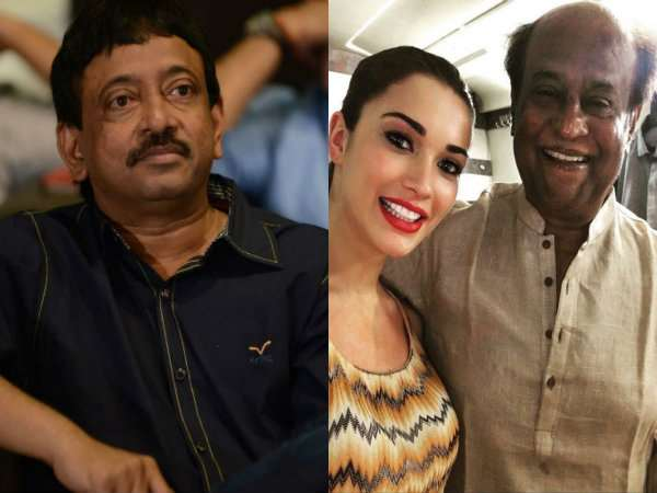 'Rajinikanth fans will kill me if I make a film with him': Says RGV