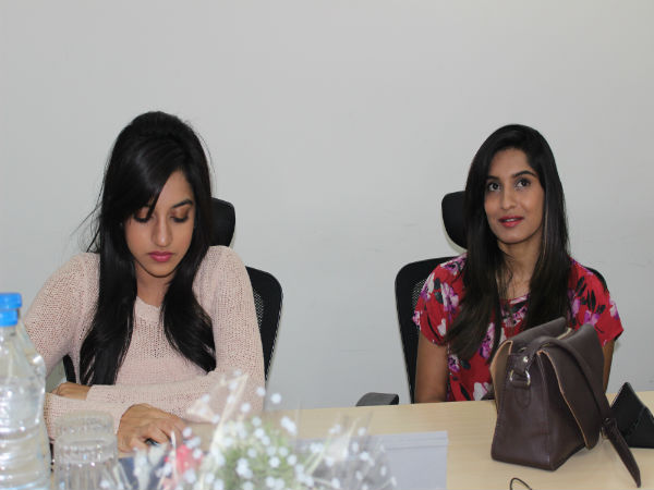 akhira-heroines-aditi-rao-and-krishi-tapanda-interview