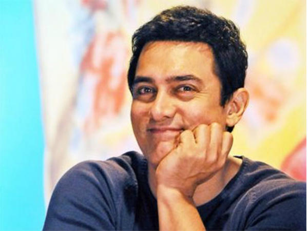 'It's a little difficult to slot it into a genre, but it's really funny says Aamir Khan