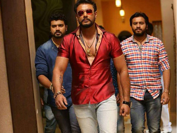 Darshan starrer 'Jaggu Dada' audio to release today