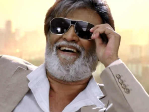 Watch : Rajinikanth's 'Kabali' teaser