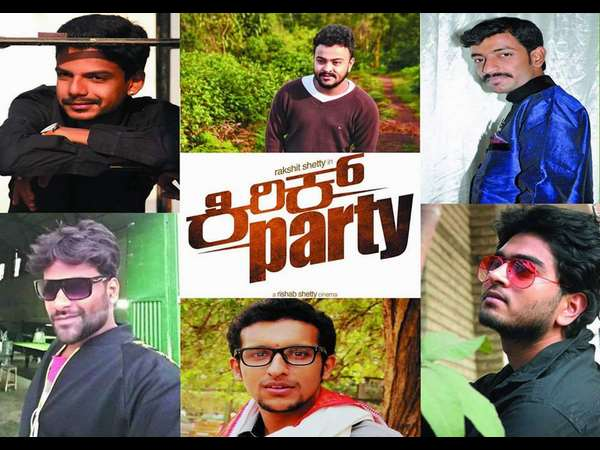 Rakshit Shetty's 'Kirik Party' completes first shooting schedule