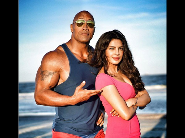 Priyanka Chopra Wishes Her Co-star Dwayne Johnson Happy Birthday