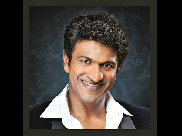 Actor Puneeth Rajkumar sings an song for Arjun Sarja's 'Prema Baraha'