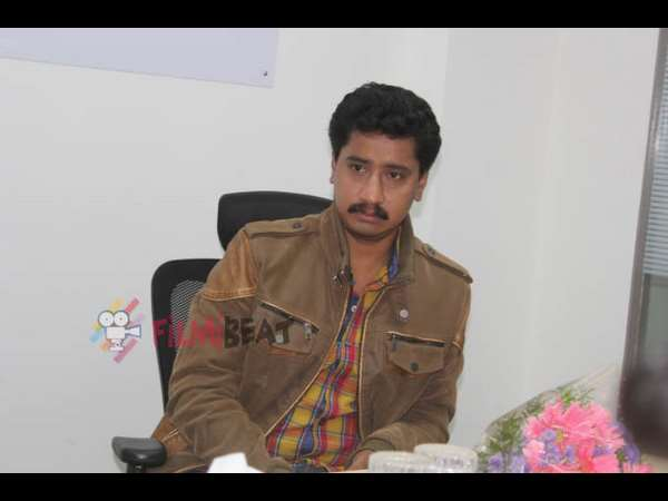 Kannada Actor Sanchari Vijay Turns singer with Kannada Movie 'Riktha'