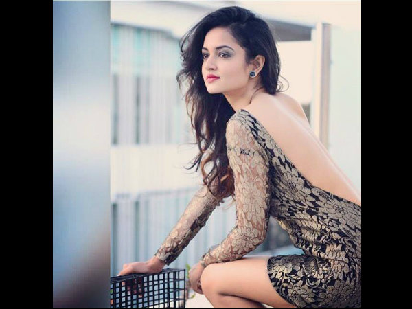 'I am going gaga about Kannada Movie 'Saheba' says Actress Shanvi Srivatsav