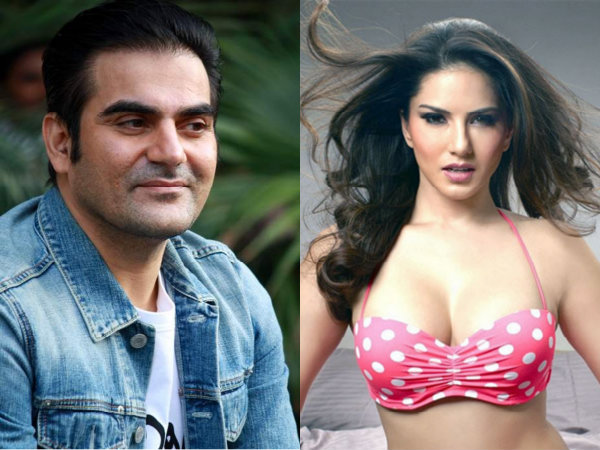 Sunny Leone to star with Arbaaz Khan in her next