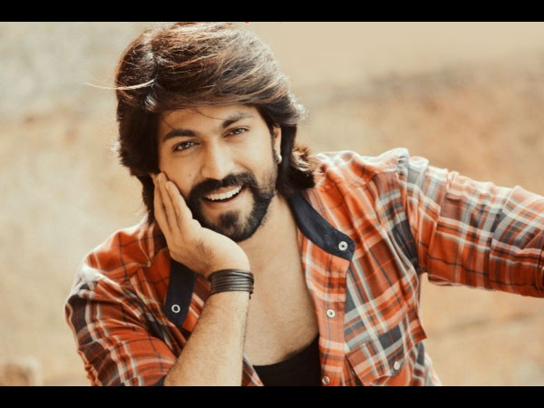 Kannada Actor Yash talks about Legend Vishnu Dada