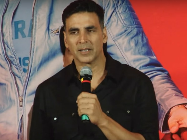 Akshay Kumar 'Teary-eyed' At Housefull 3 Success Press Meet