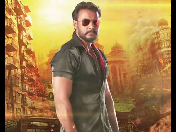 Actor Darshan's 'Jaggu Dada' collects Rs.12.60 crore in 3 days