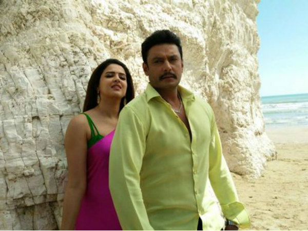 Actress Deeksha Seth speaks about her kannada debut 'Jaggu Dada'