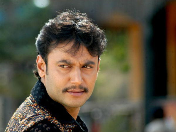 Just before Jaggudada release, Darshan flies to Mysuru